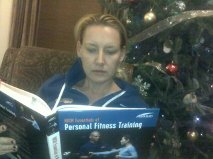 Studying for NASM CPT exam