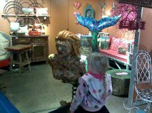Don't touch the $9,500 mermaid, Rylee!