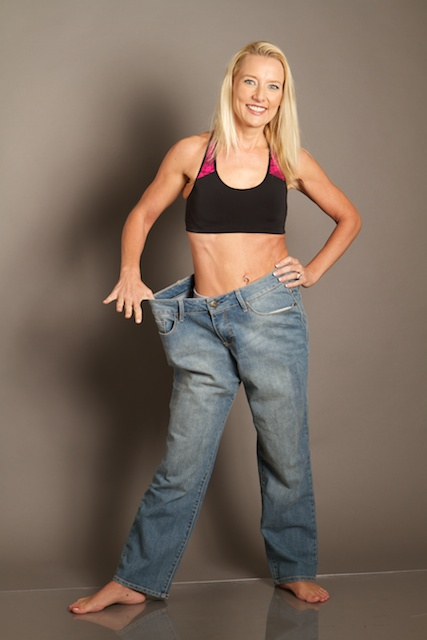 Goodbye size 14 jeans!Lisa Traugott - ION Studios