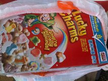 Goodbye magically delicious Lucky Charms