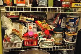 purge pantry