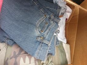 Good-bye fat jeans!