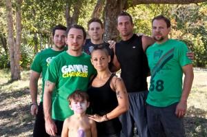 Chiari Warriors - Tough Mudder Run