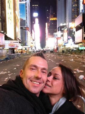 Kayln and Chris