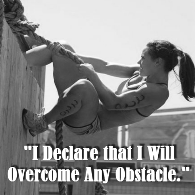 Overcome Obstacle