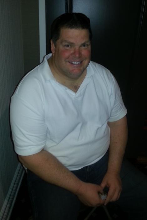 Don Robinson - Gate Keeper