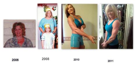 Kimberly Rose - progress pics