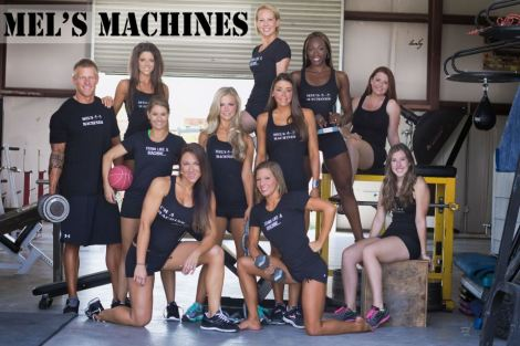Mel's Machines (last year's team)