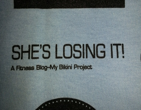 She's Losing It - 1st T-shirt!