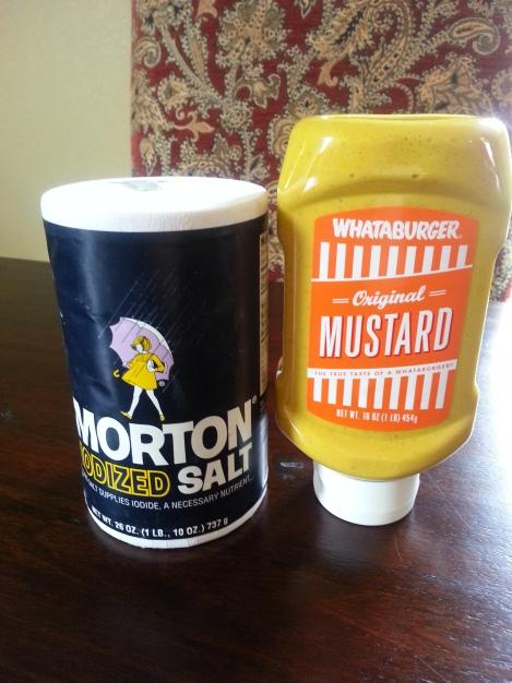 Happiness = Mustard