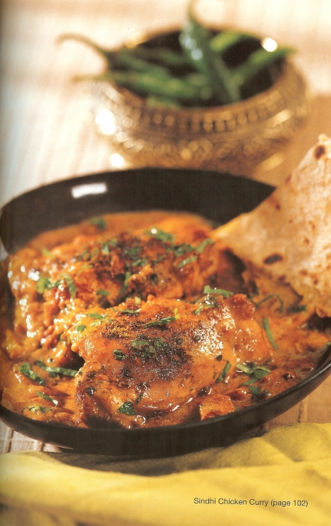 Sindhi Chicken Curry