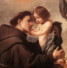 St. Anthony - Wikipedia.org