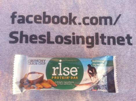 ShesLosingIt.net Rise Bar Giveaway