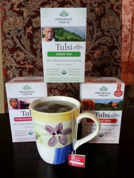 Organic India - Tulsi tea