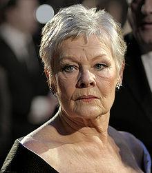 Judi Dench at the BAFTAS - 2007