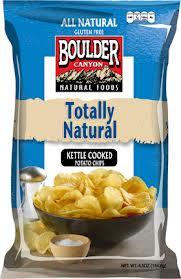 Boulder Chips
