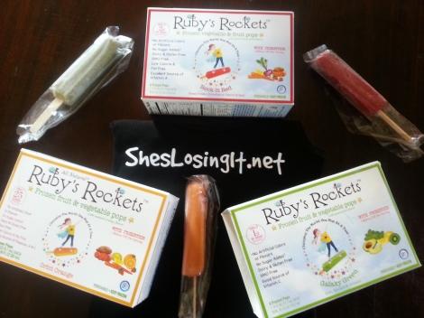 Ruby's Rockets