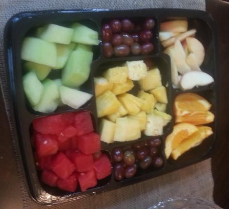 Fruit?  Nah...