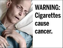 Smoking causes cancer