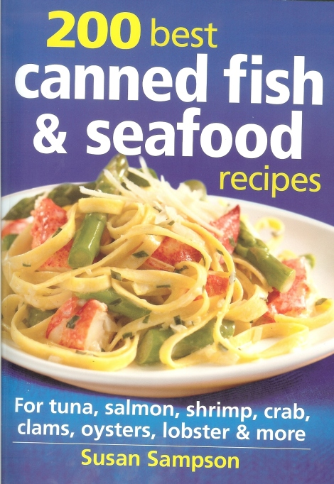 200 Best Canned Fish & Seafood Recipes