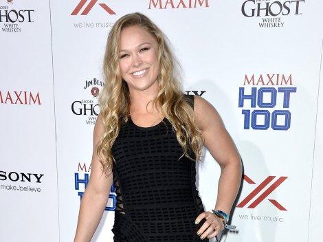 #17 Ronda Rousey
